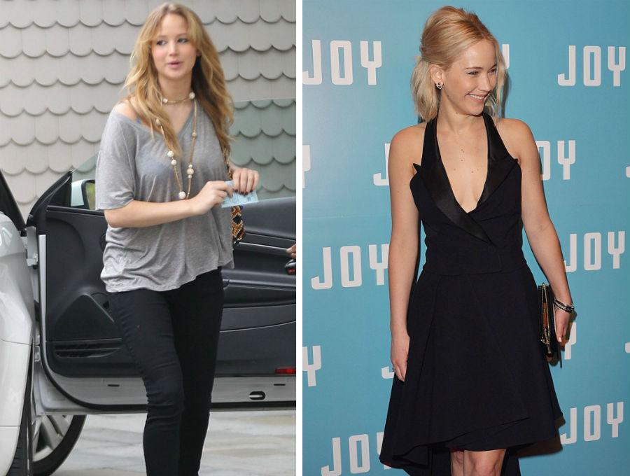 Jennifer Lawrence | Celebs Who Got Super Skinny | Her Beauty