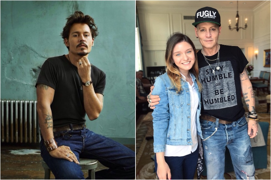 Johnny Depp | Celebs Who Got Super Skinny | Her Beauty
