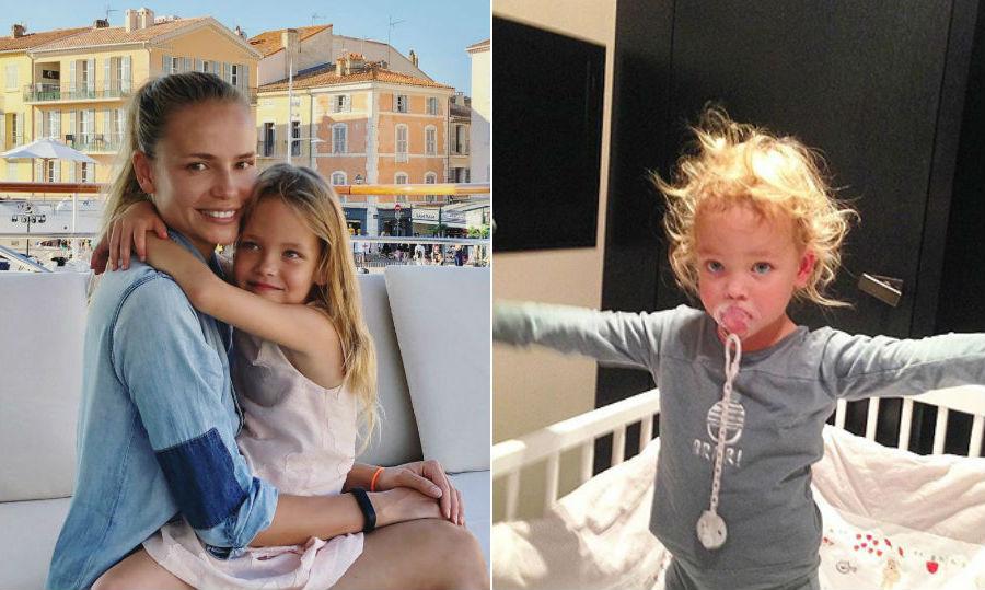 Наташа Поли с дочкой Александрой | Her Beauty