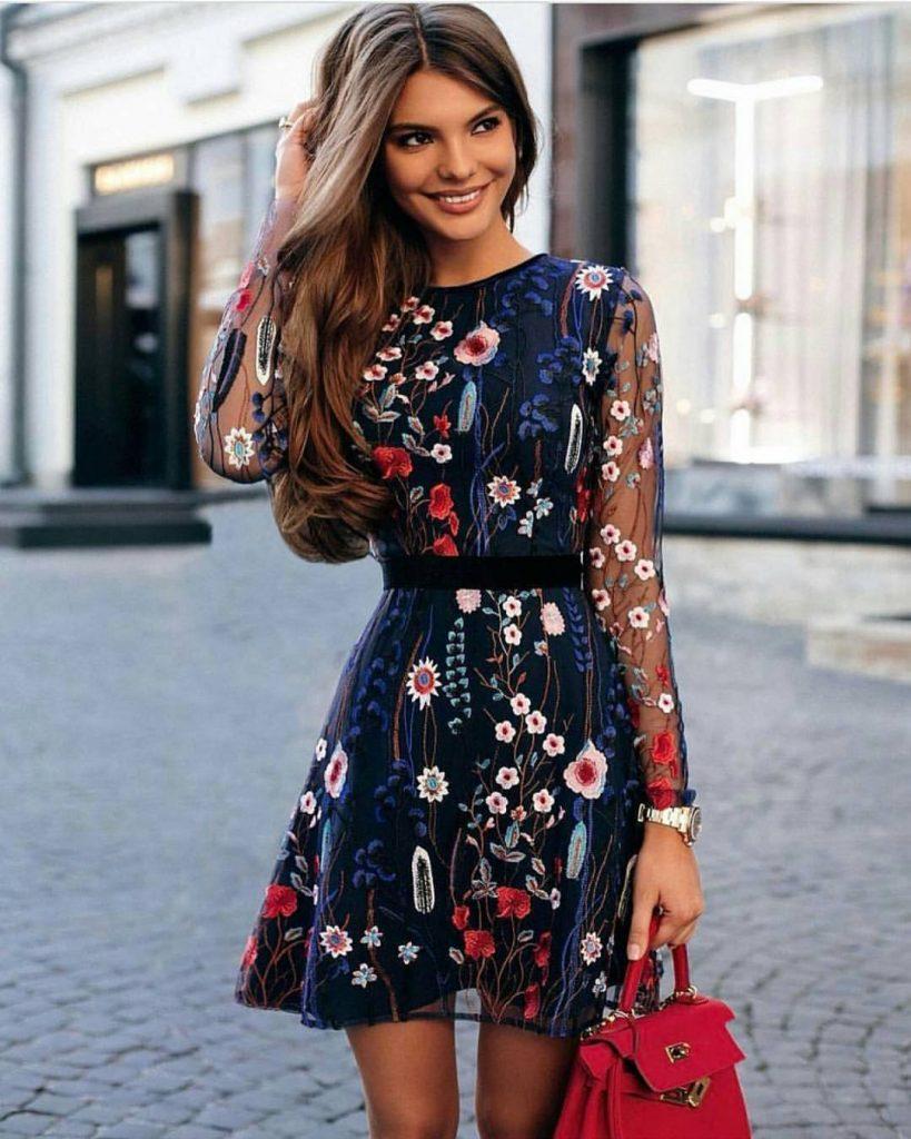 Утонченность   Летнее платье   Her Beauty