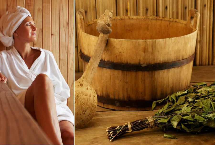 Oak leaf for exfoliation | 9 Beauty Rituals From Around The World | Her Beauty