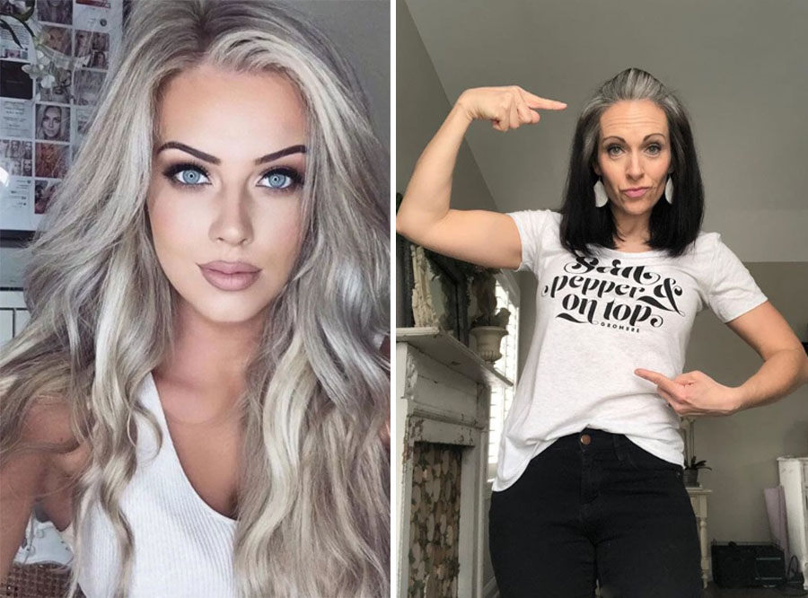 Silver hair | 8 New Beauty Trends Every Stylish Girl Should Follow (No More 6-Pack Abs!) Her Beauty