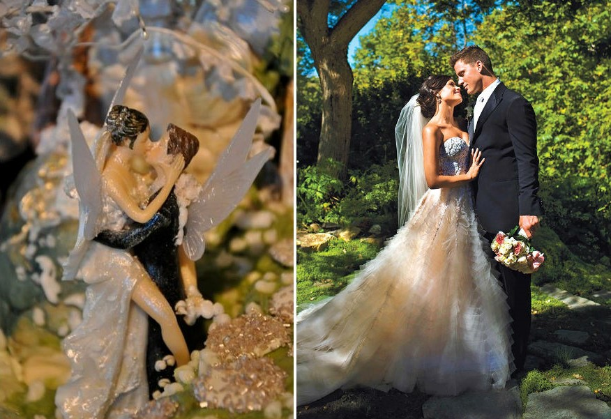 Channing Tatum and Jenna Dewan fairy-tale-themed wedding    10 Facts That Will Make You Fall In Love With Channing Tatum Her Beauty