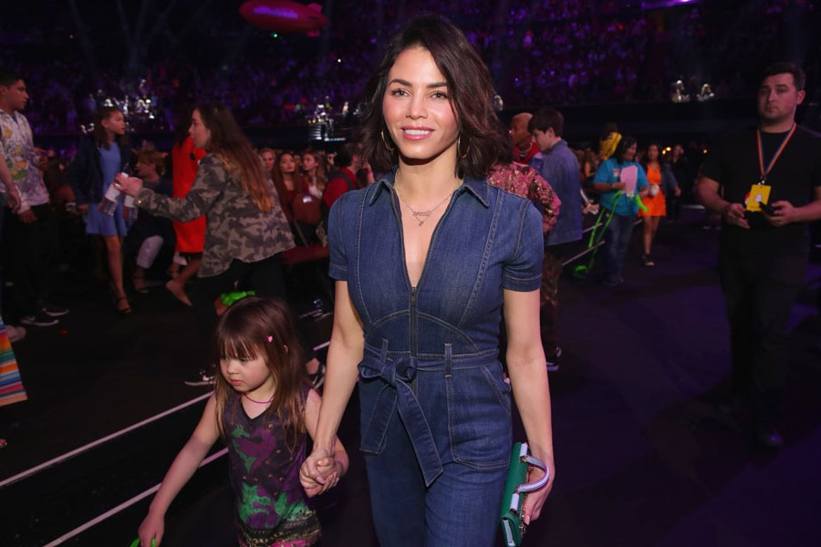 Jenna Dewan with daughter   10 Facts That Will Make You Fall In Love With Channing Tatum Her Beauty