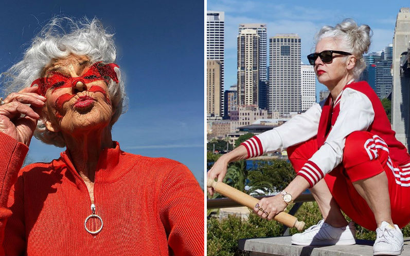 12Over-50 Women With Ridiculously Good Style | Her Beauty