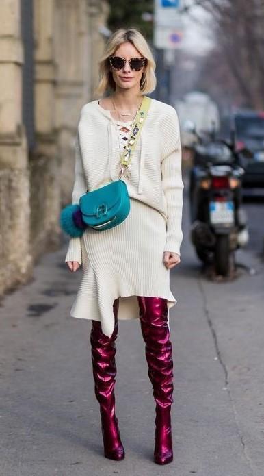 Ботфорты | 6 пар обуви, которые тебе действительно нужны этой осенью | Her Beauty
