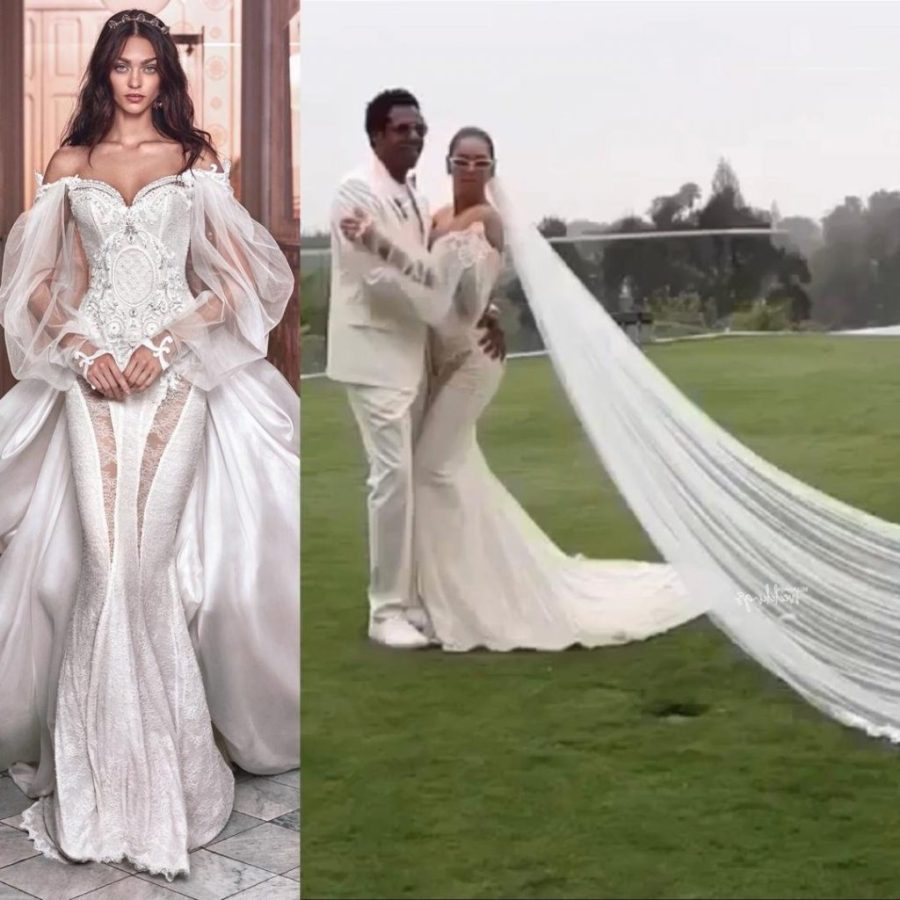 Thelma Gown for Bey and Jay'z vow renewal | Beyonce's 9 Most Expensive Looks | Her Beauty