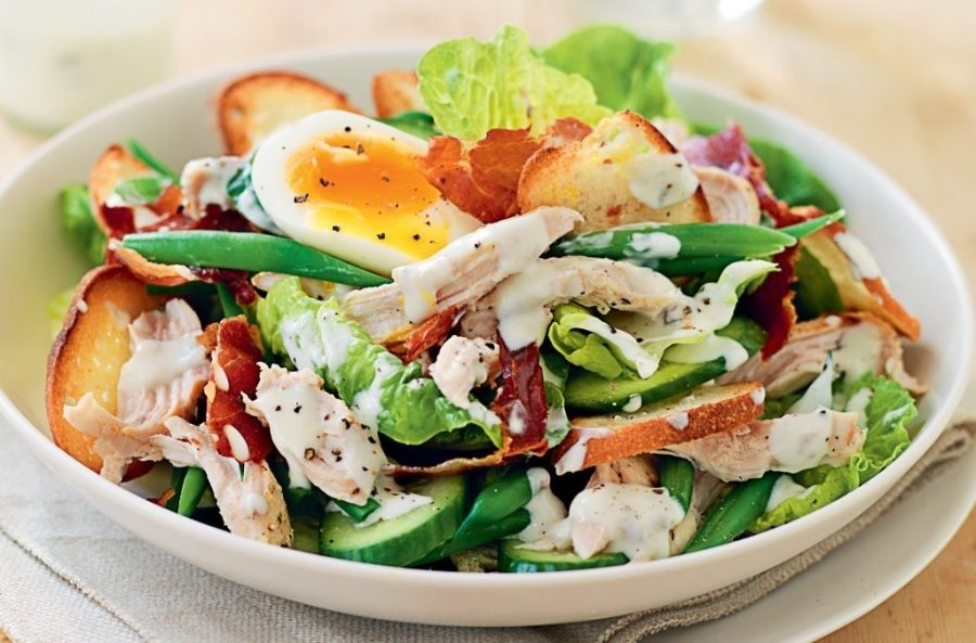 Caesar Salad | 6 Best Salads from Around the World Her Beauty