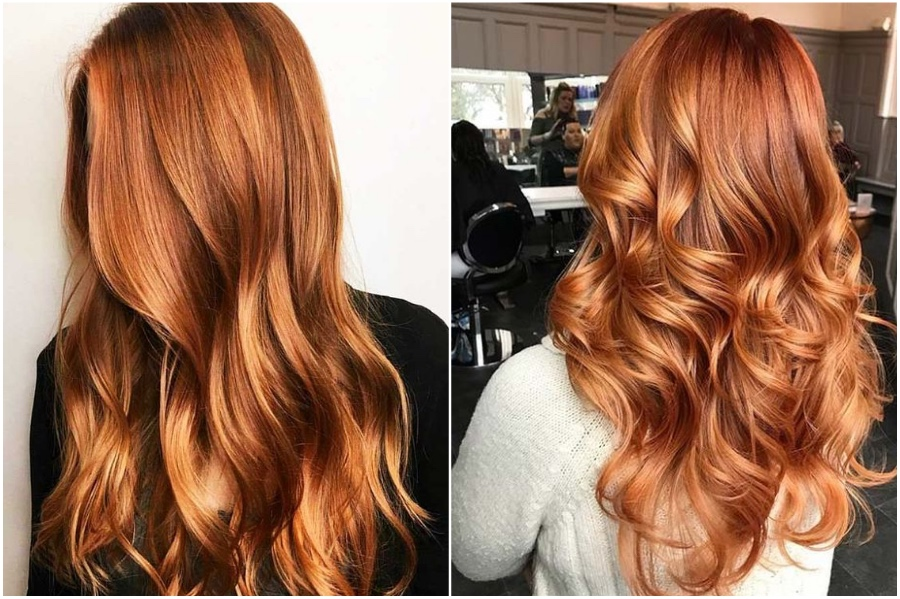 Copper | 15 Trendy Red Hair Ideas To Try | Her Beauty