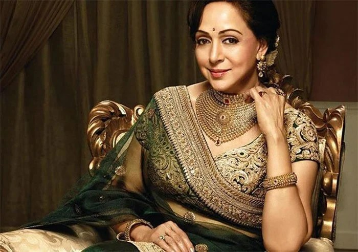 Hema Malini   8 Bollywood Stunners Share Their Main Beauty Routines, And We Can't Wait To Try Them   Her Beauty