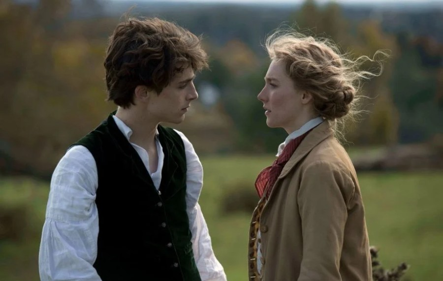 Characters Jo and Laurie   8 Reasons You Should Watch the Newest Little Women    Her Beauty