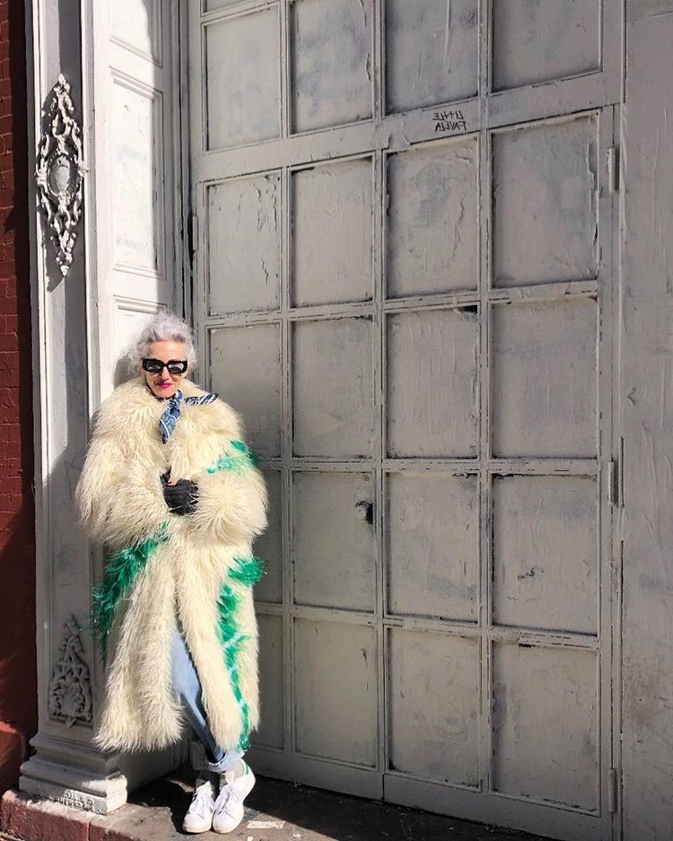 Linda Rodin outfit | 12 Over-50 Women With Ridiculously Good Style | Her Beauty