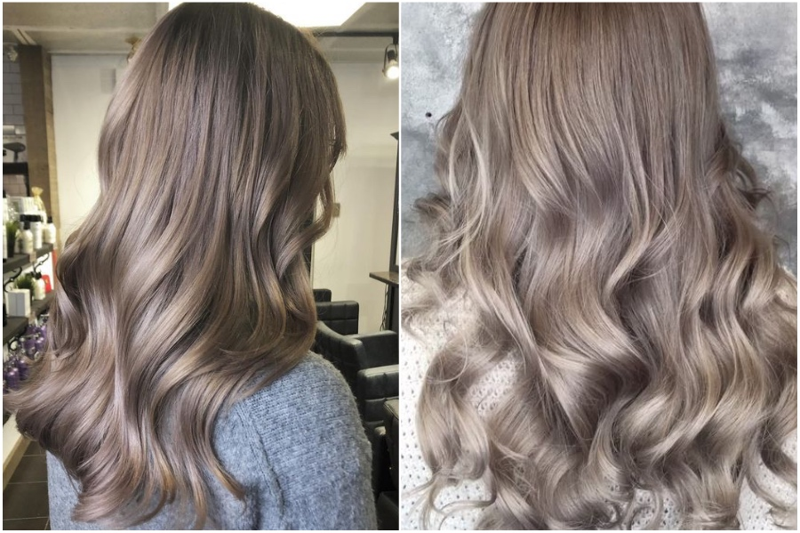Mushroom Blonde   How To Get Silver Hair: The Ultimate Guide to Dyeing Your Hair Her Beauty