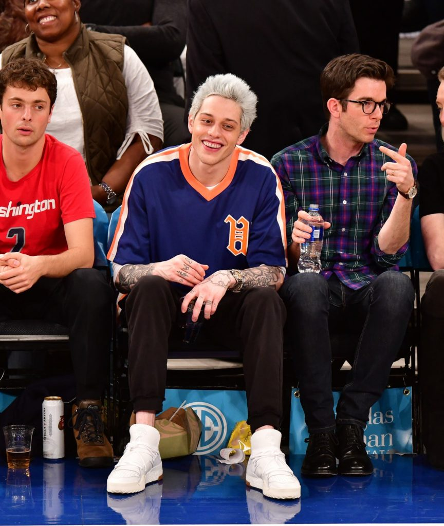 Pete an avid sneaker head | 12 Things You Didn't Know About Pete Davidson | Her Beauty