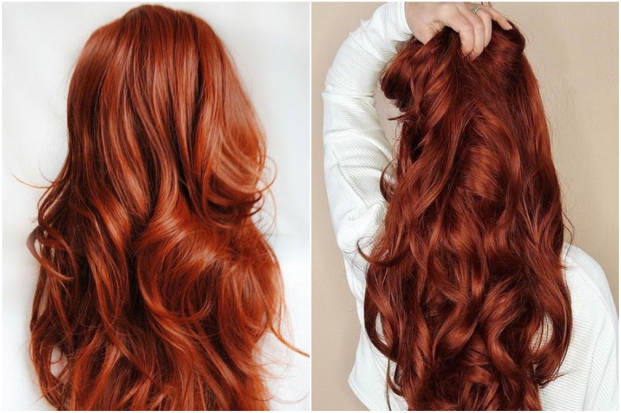 Scarlet | 15 Trendy Red Hair Ideas To Try | Her Beauty