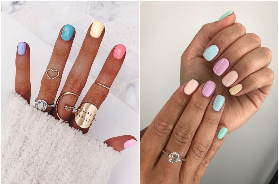 What Are Shellac Nails | Shellac Nails Pros And Cons | HerBeauty