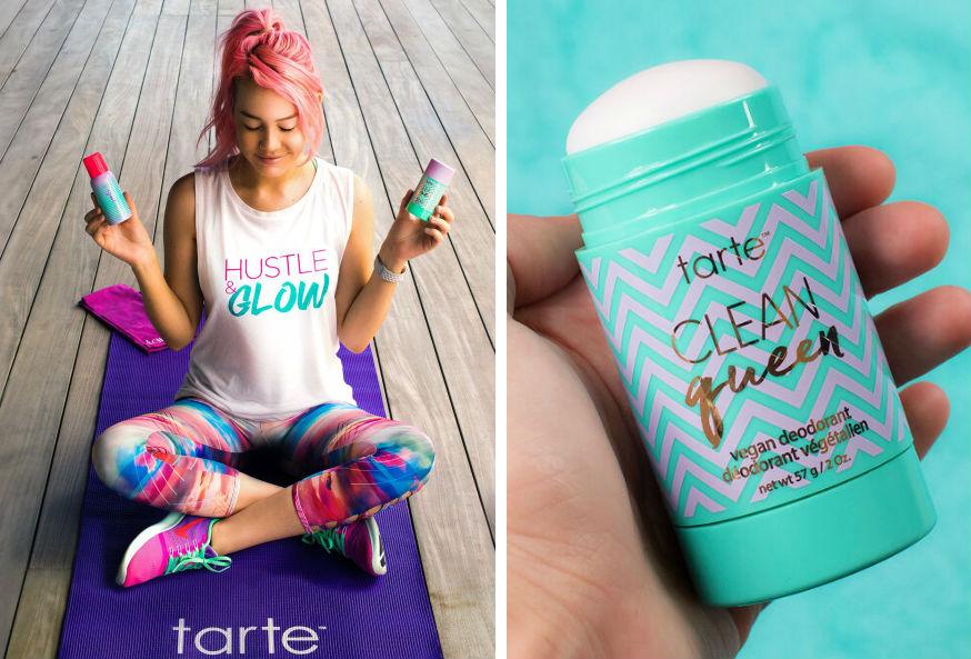 Tarte Cosmetics Clean Queen Vegan Deodorant | 10 Best Natural Deodorants For Women | Her Beauty