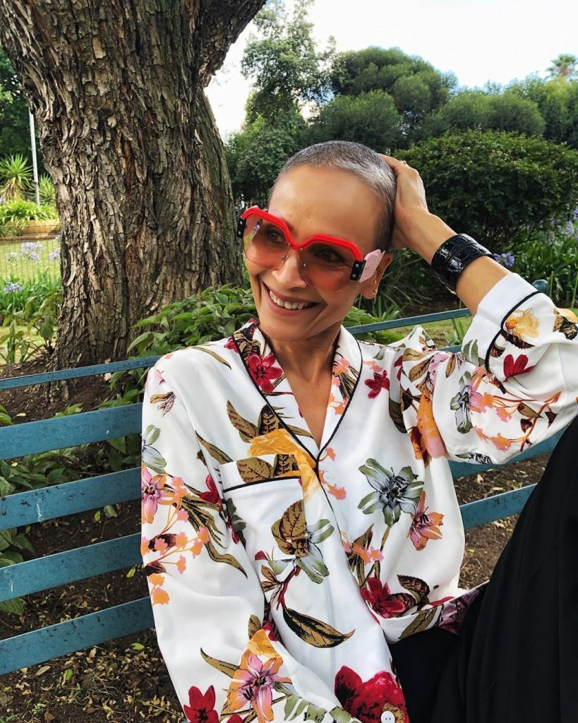 Yasmin Furmie | 12 Over-50 Women With Ridiculously Good Style | Her Beauty