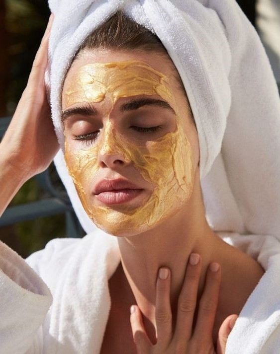 Try a few facemasks | 7 Changes You Should Make to Your Skin-Care Routine in the Fall | Her Beauty