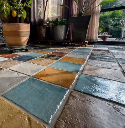 Flooring | 10 Cozy Balcony Ideas | Her Beauty