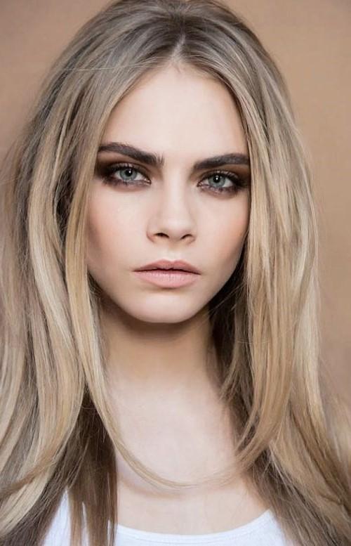 Оттенок бровей для блондинок| Как красить брови, чтобы они выглядели естественно | Her Beauty