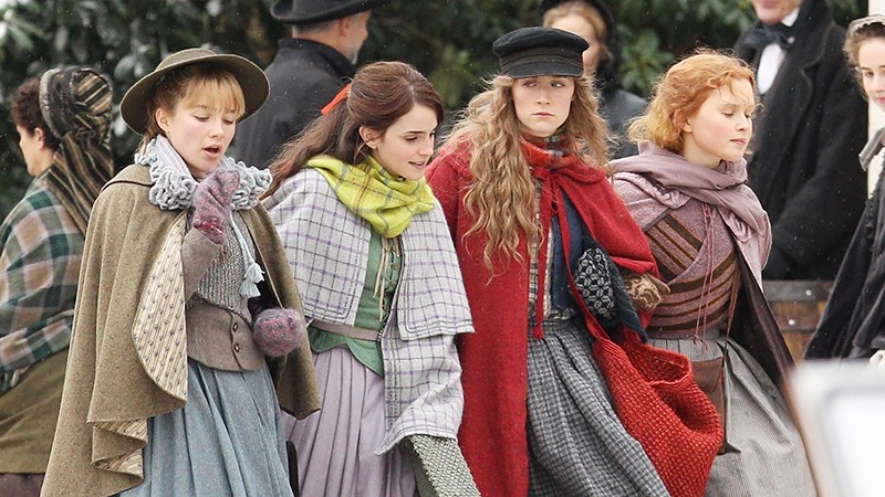 The March women   8 Reasons You Should Watch the Newest Little Women    Her Beauty