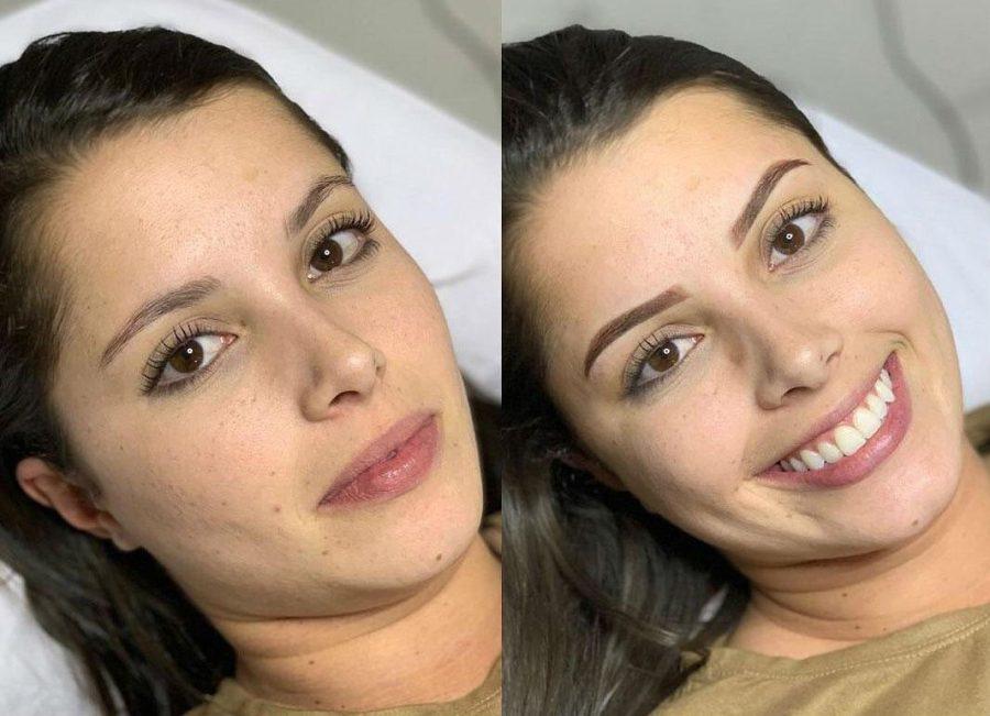 Плюсы перманентного макияжа бровей | Перманентный макияж бровей: плюсы, минусы и основные виды | Her Beauty