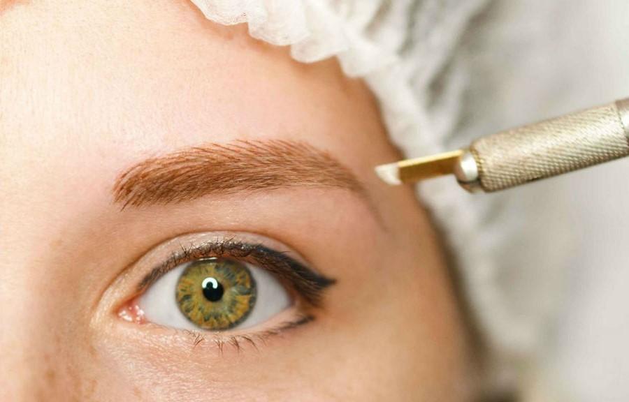 Перманентный макияж - противопоказания | Перманентный макияж бровей: плюсы, минусы и основные виды | Her Beauty