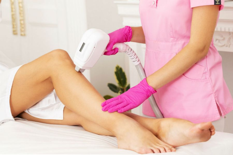 Эпиляция диодным лазером | Топ-6 эффективных и безболезненных видов салонной эпиляции | Her Beauty
