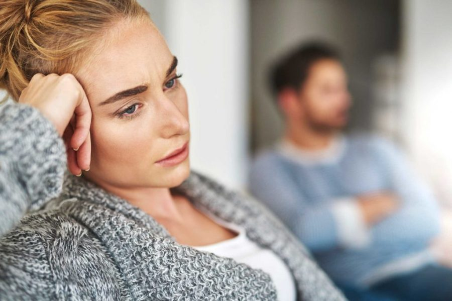 You do not communicate | 8 Signs a Long-Term Relationship is Ending | Her Beauty