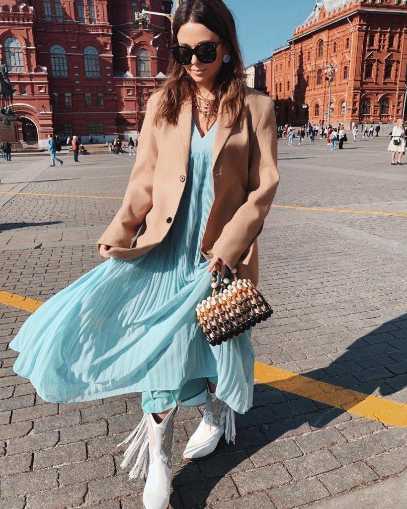 Оверсайз | 8 модных уроков, которые вы выучите, живя в Москве | Her Beauty