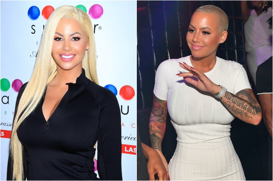 Amber Rose | 15 Stars That Shaved Their Head And Rocked It | Her Beauty