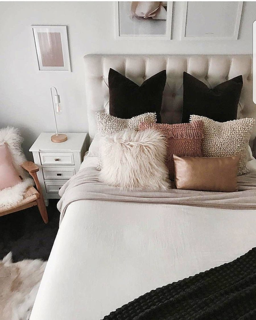 Blend textures | 15 Creative and Budget Friendly Home Renovation Tips | Her Beauty