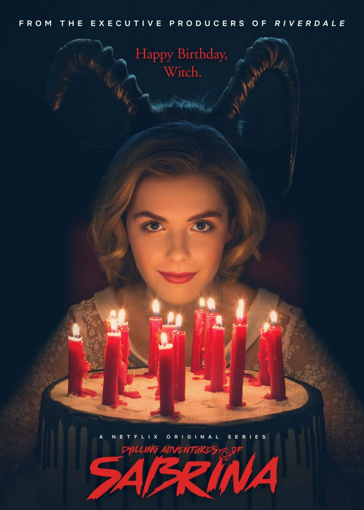 Chilling Adventures of Sabrina | 10 Best TV Dramas for Teen Girls | Her Beauty