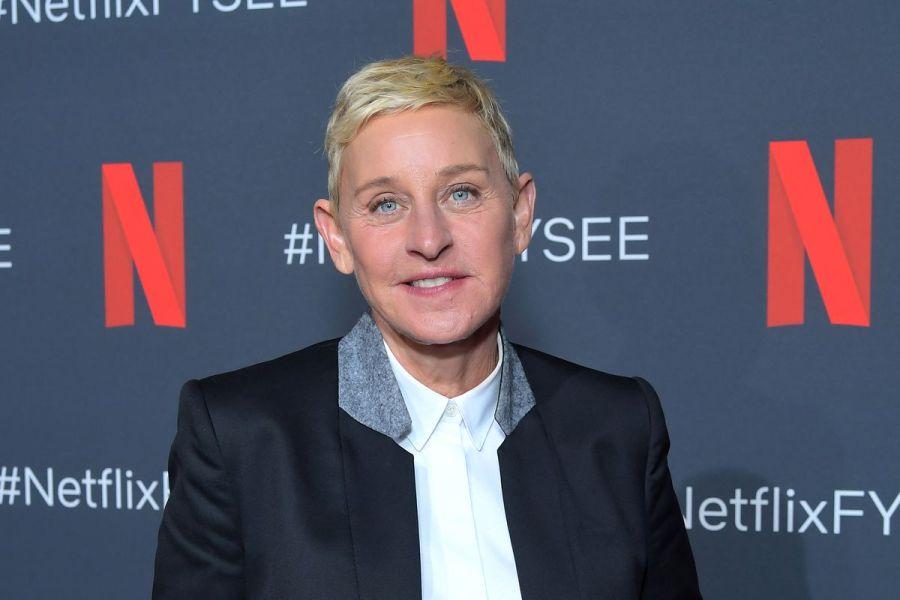 Ellen Degeneres   8 Modern Days Inspiring Celebrity Female Role Models   Her Beauty