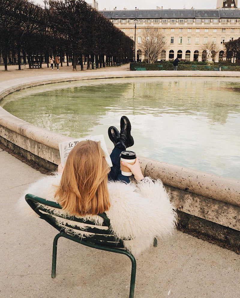 Jardin des Tuileries | 8 Best Places to Visit in Paris | Her Beauty