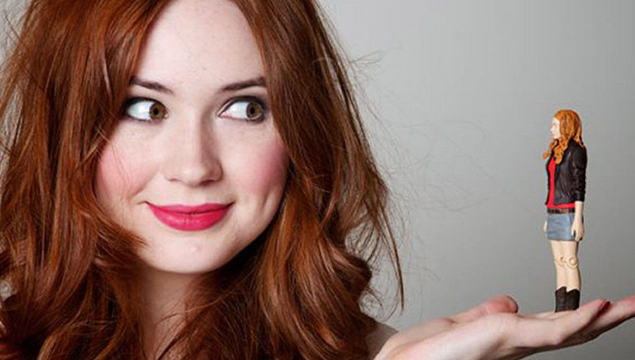 She Was The Youngest Companion | 8 Fun Facts You Didn't Know About Karen Gillan | Her Beauty