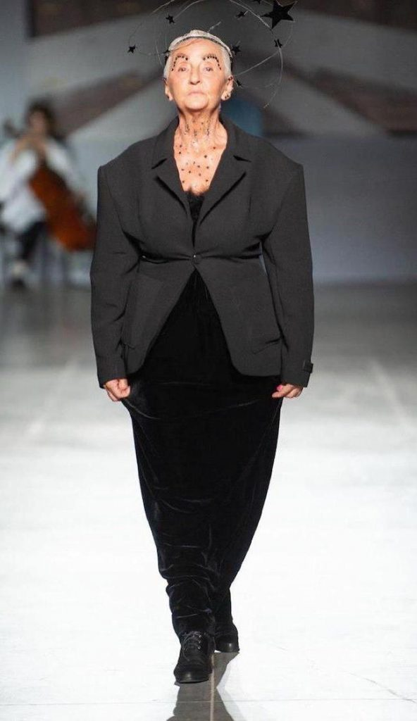 #6 | Models Aged 50+ | Her Beauty