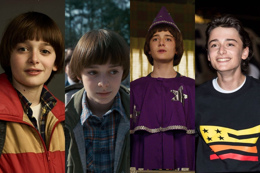 Will – Noah Schnapp | Stranger Things Cast Then And Now | Her Beauty
