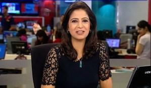 भारतीय टी. वी. में शीर्ष स्तर की छः सफल समाचार उद्घोषिकाएँ / Her Beauty