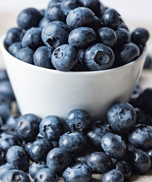Blueberries | 6 Natural Home Remedies for Wrinkles | Her Beauty