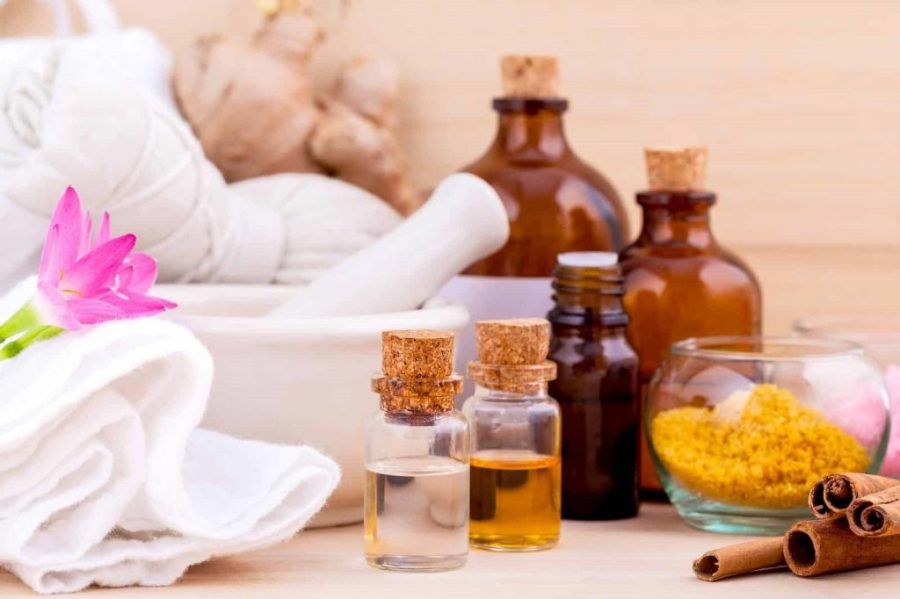 Use essential oils. | 7 AmazingTechniques for Keeping Your Legs Smooth| Her Beauty