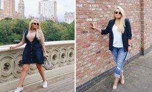 Как подобрать одежду для полной фигуры: 10 полезных правил | Her Beauty