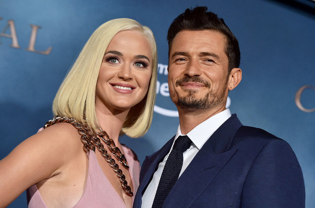 Katy Perry and Orlando Bloom | 15 Interesting Katy Perry Facts You Never Knew | Her Beauty