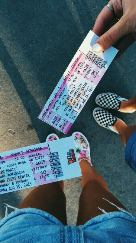 Get tickets to their favorite activity | 9 Gifts That Are Better Than Flowers | Her Beauty