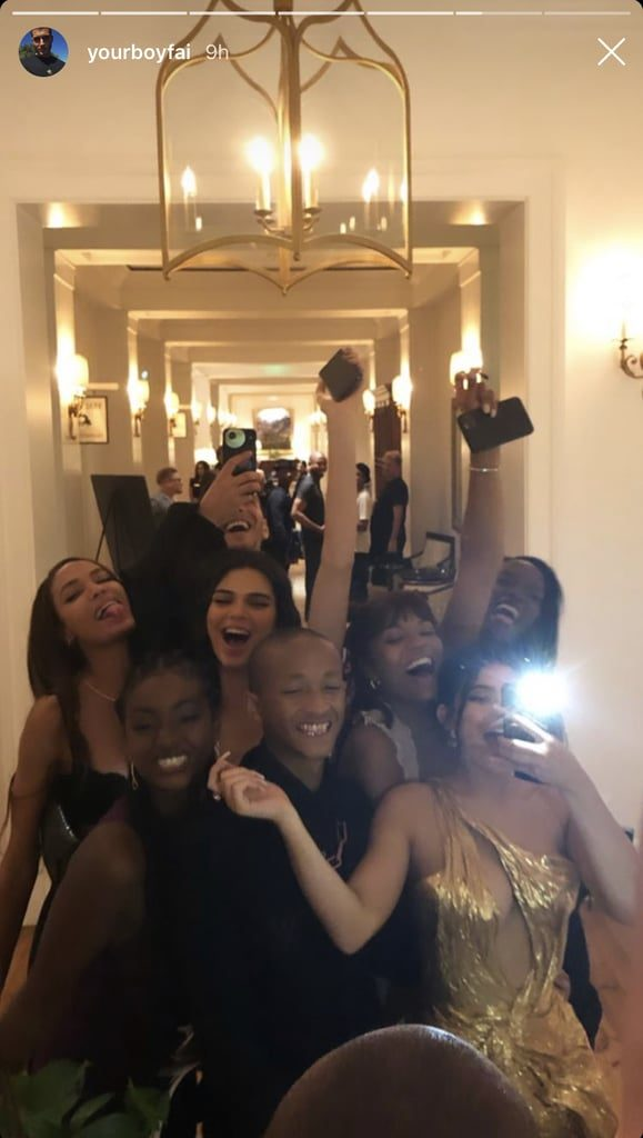 Wedding guests | There were quite a few high profile celebs in attendance. | 7 Things to Know About Hailey Baldwin And Justin Bieber Wedding | Her Beauty