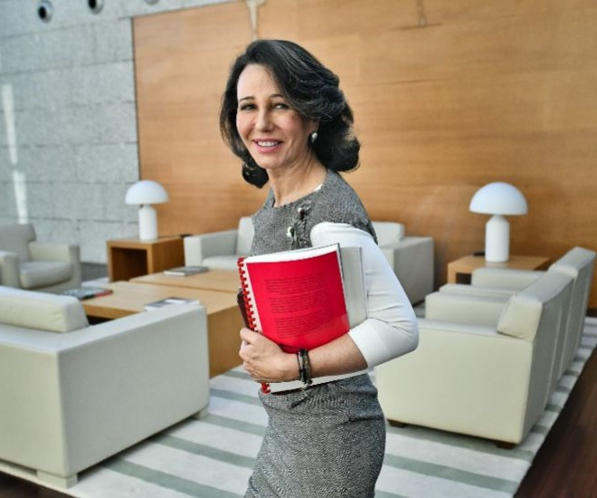 Ana Patricia Botin | 8 Most Powerful Women In The World | Her Beauty