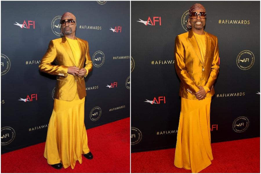 Billy Porter #2 | Fashion Won't Be Genderless Until Men Wear Skirts | HerBeauty