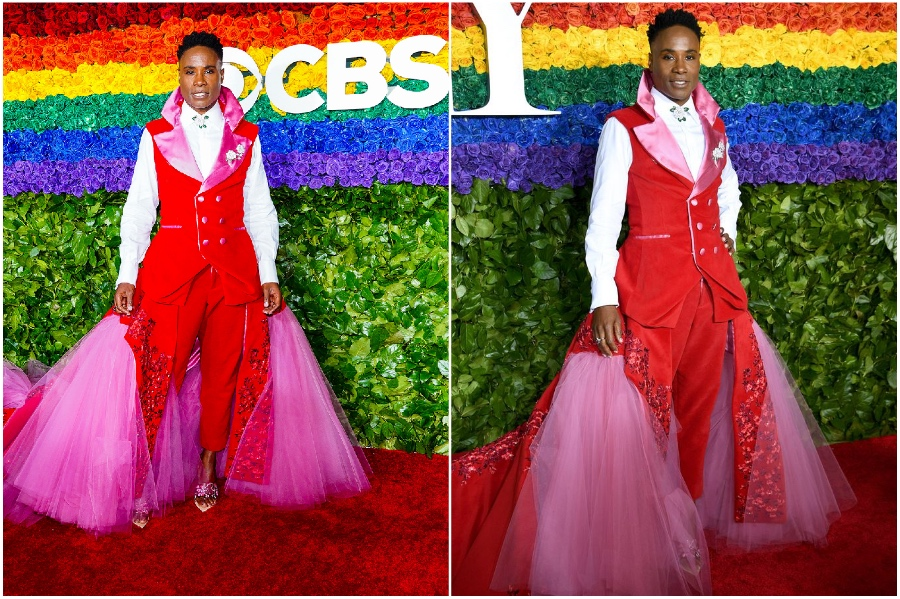 Billy Porter #5 | Fashion Won't Be Genderless Until Men Wear Skirts | HerBeauty