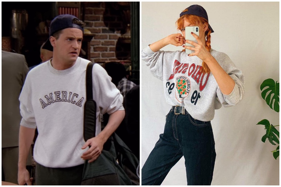 The One With the Bullies | Want To Dress Like Chandler For a Week? | Her Beauty